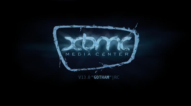 XBMC 13.0 Gotham – Release Candidate 1
