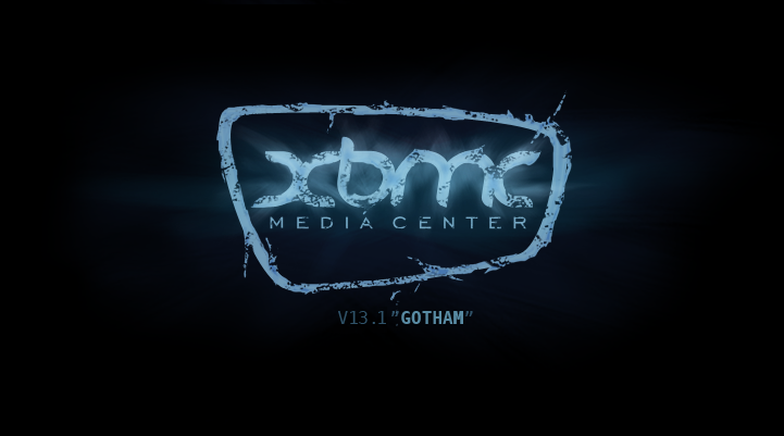 XBMC Gotham 13.1